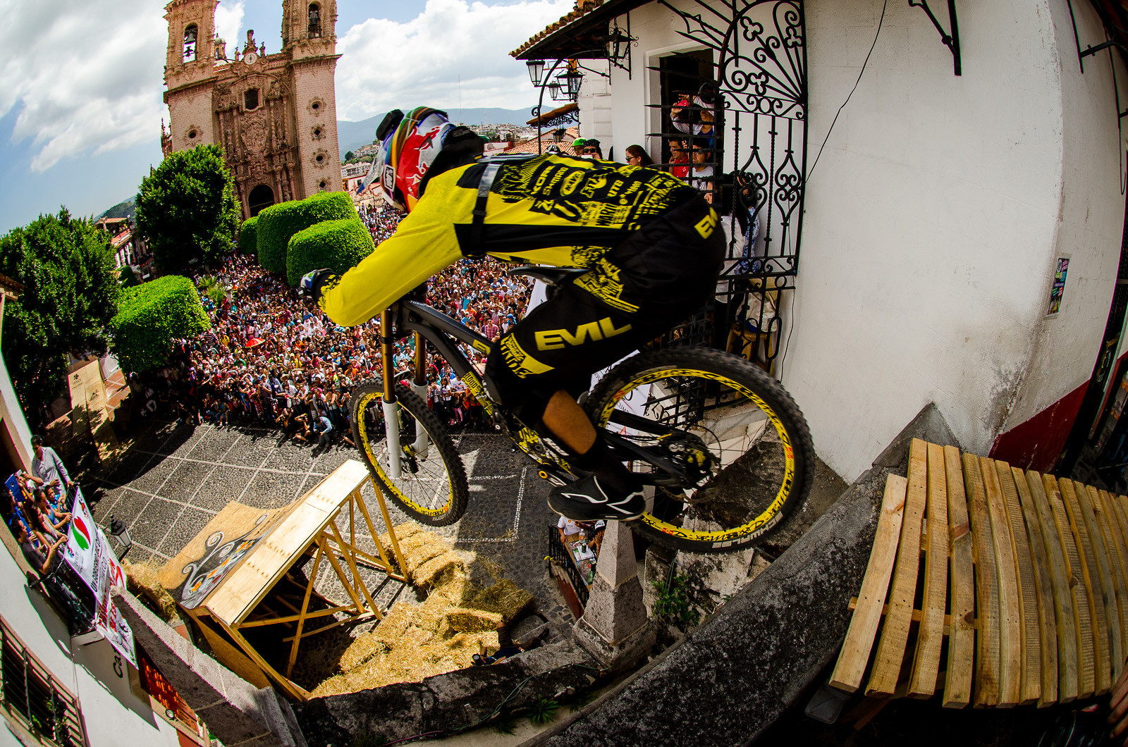 Taxco Mexico Red Bull World Championship